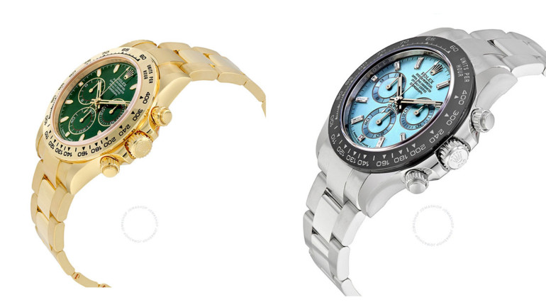 Have A Fantastic Rolex Daytona Watches For Men To Change Personality!