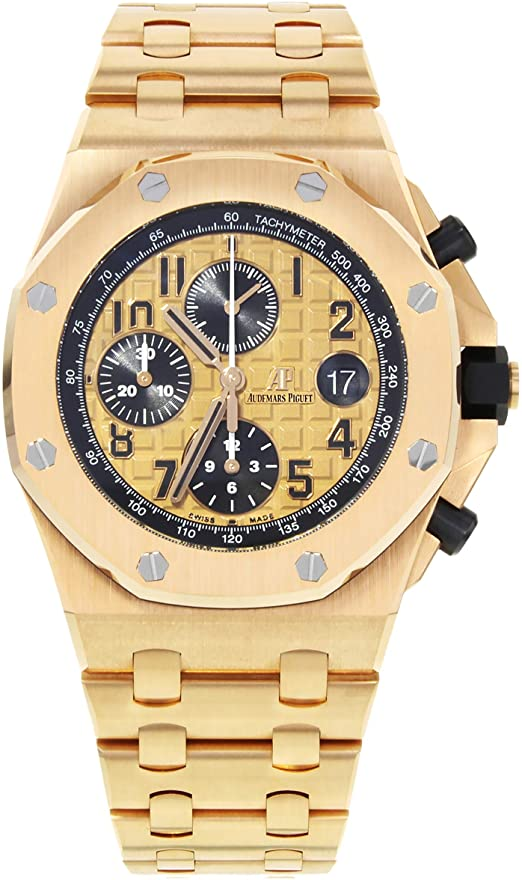 audemars piguet gold watch