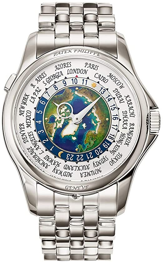 Patek Philippe World Time Men's Watch