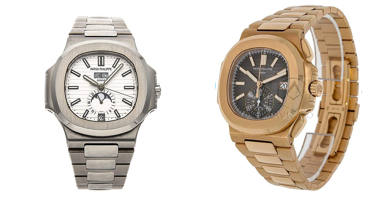 Why Patek Philippe Nautilus Rose Gold Had Been So Popular Till Now?
