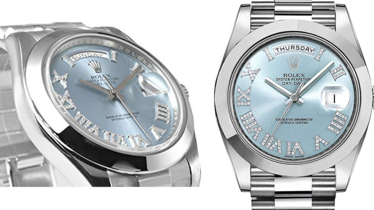 Take You Luxury In The Next Level with Rolex Day Date Platinum 41mm!