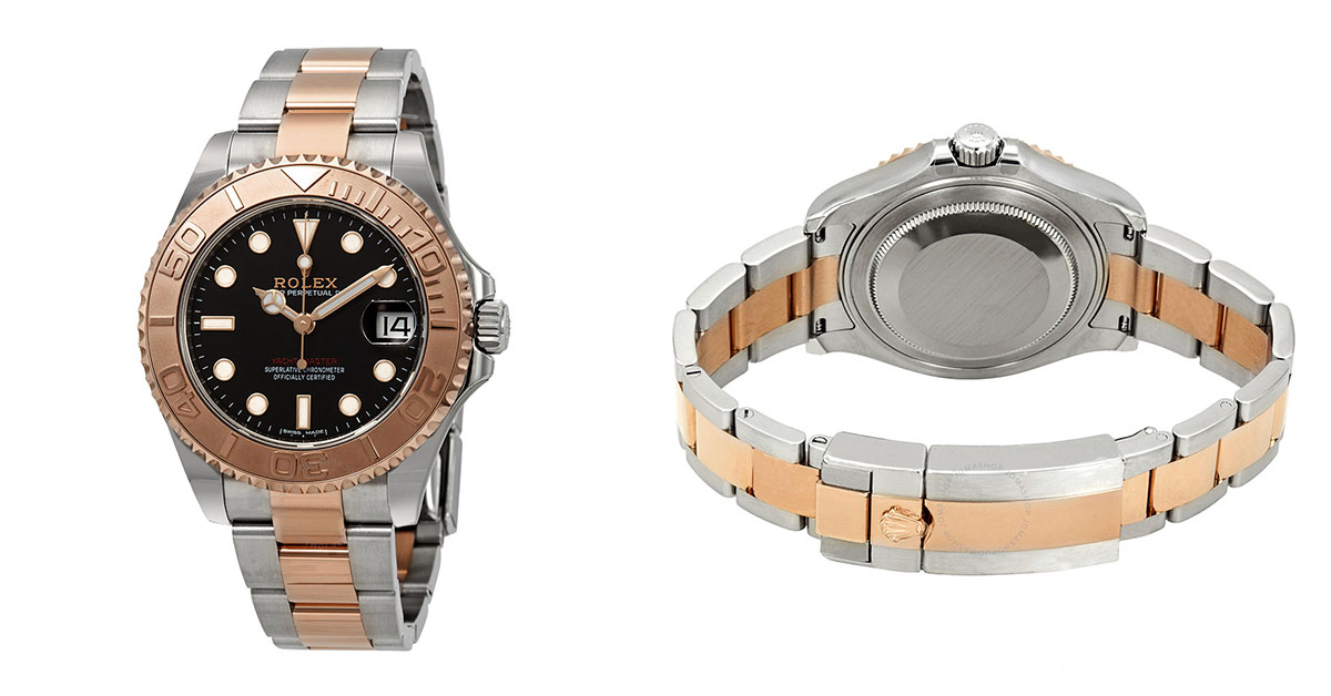 Why Is Rolex Yacht Master 37 mm So Famous To Ladies?