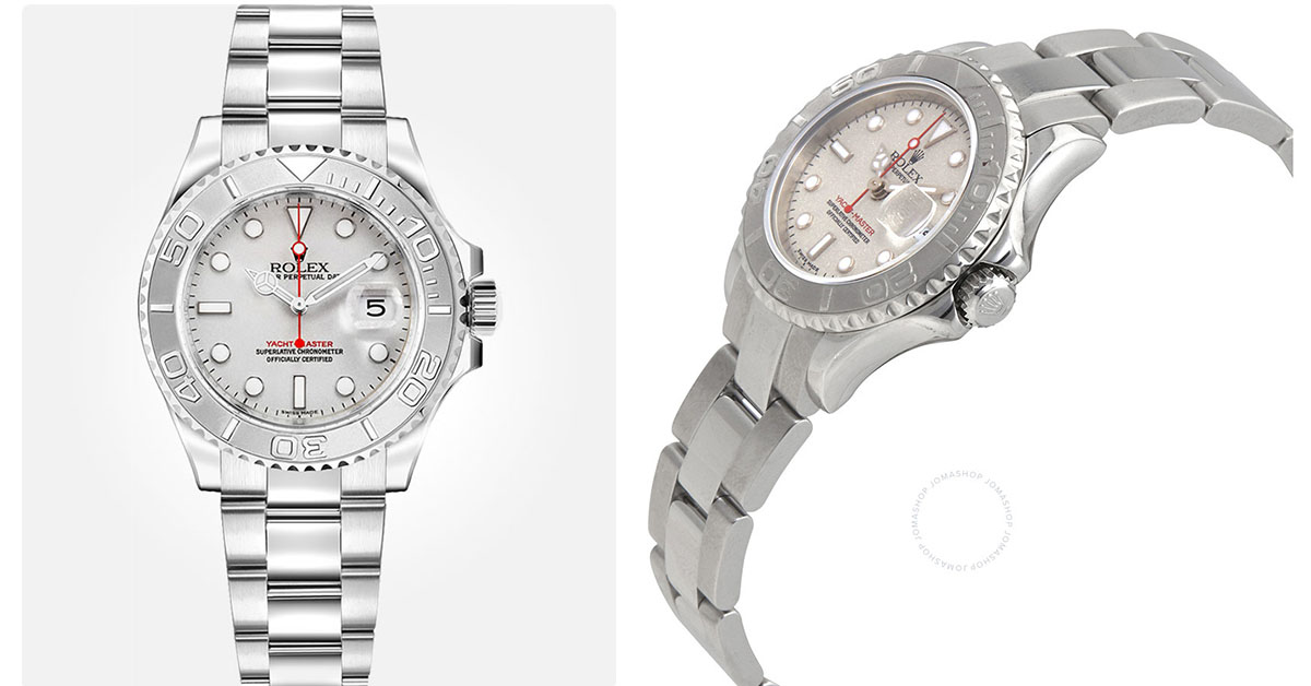 Why The Rolex Oyster Perpetual Yacht-Master 169622 So Famous?
