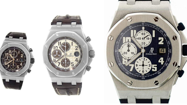 Audemars Piguet Royal Oak Offshore Automatic-self-Wind watch 26470ST