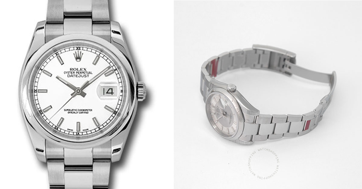 Rolex Datejust 36 Watch 116200 – Your Perfect Timepiece!