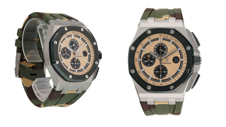 Audemars Piguet Royal Oak Offshore Chronograph – A Perfect Luxurious Watch