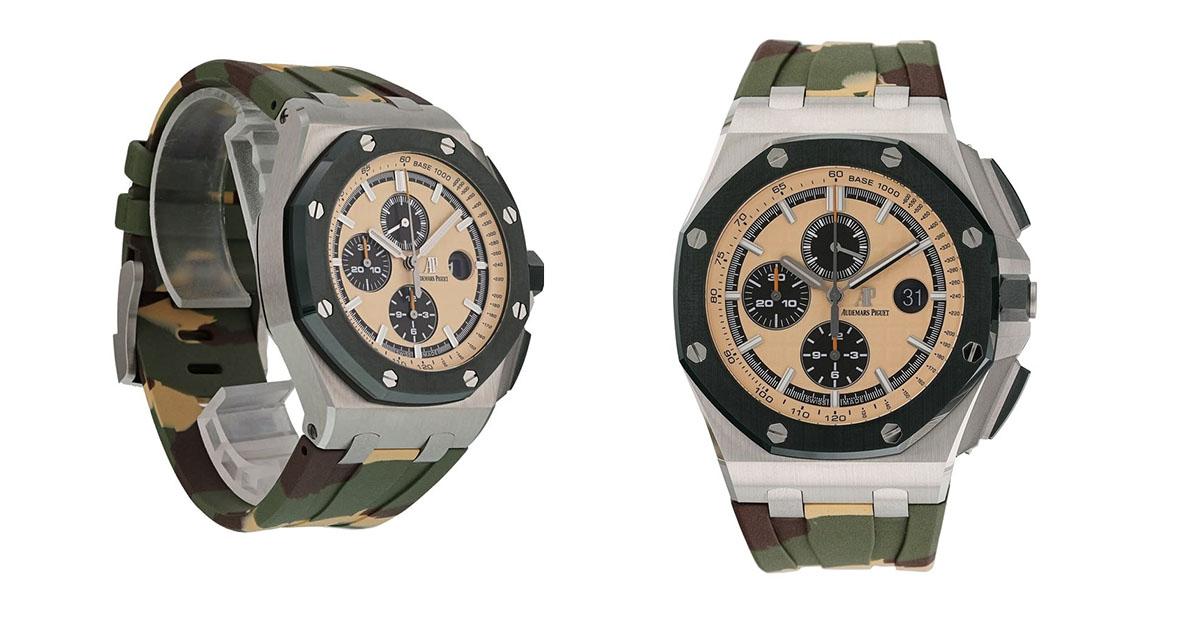Audemars Piguet Royal Oak Offshore Chronograph – A Perfect Luxurious Watch