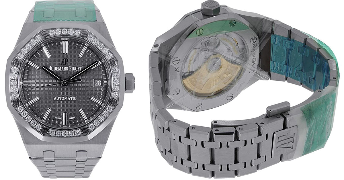 Audemars Piguet AP Royal Oak 37mm Has The Answer To Luxury