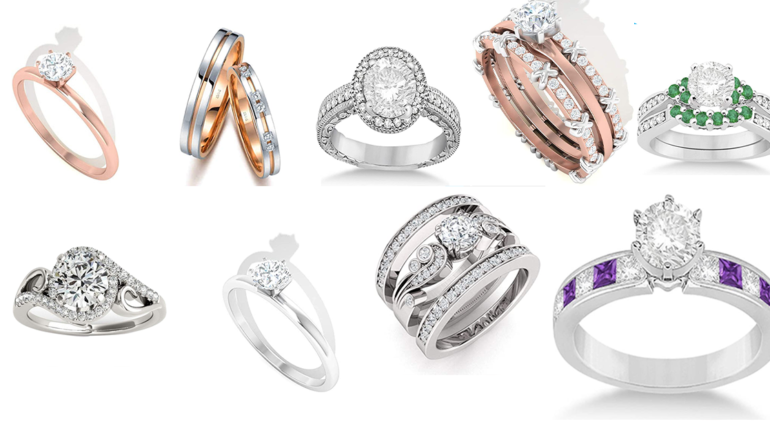 10 Best Modern Engagement Rings For Memorable Engagement
