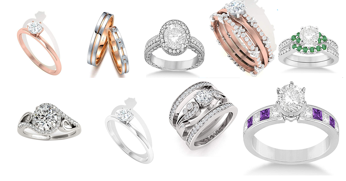 10 Best Modern Engagement Rings For Memorable Engagement