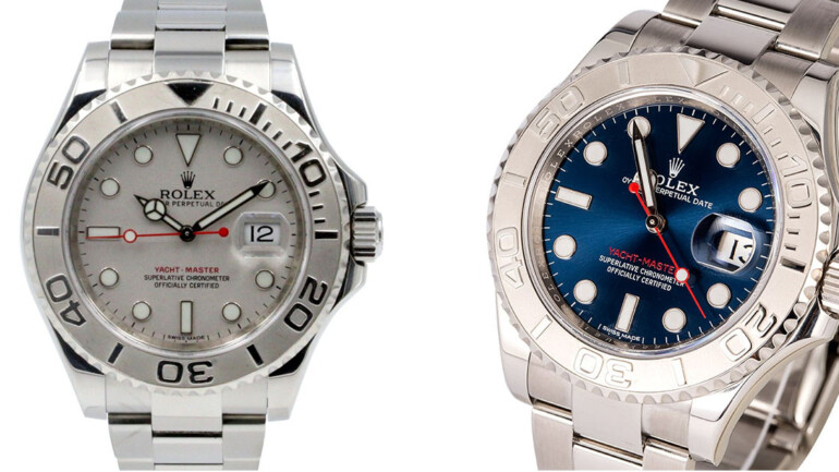 Rolex Oyster Perpetual Yacht-Master 169622 – A Perfect Luxury Watch!