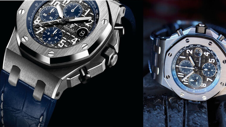 Is Audemars Piguet Midnight Blue Watch The Most Trending Thing Now?