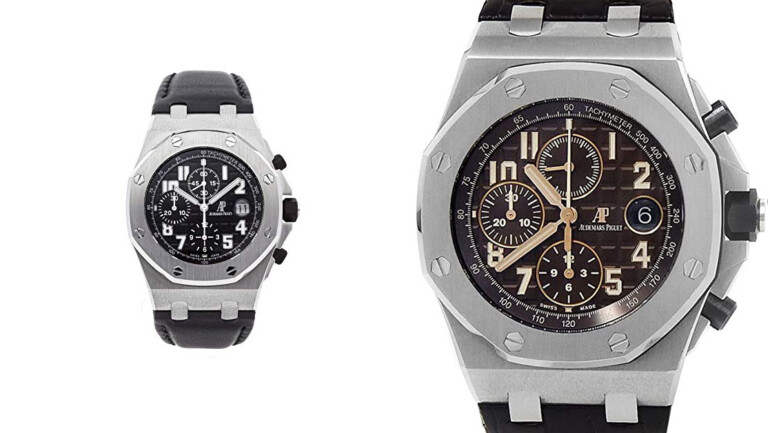 Audemars Piguet Royal Oak Offshore Automatic-self-Wind – A Perfect Timepiece