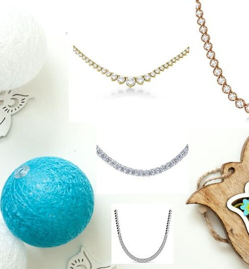 The Ultimate Revelation Of 7 Luxurious Diamond Tennis Necklace.