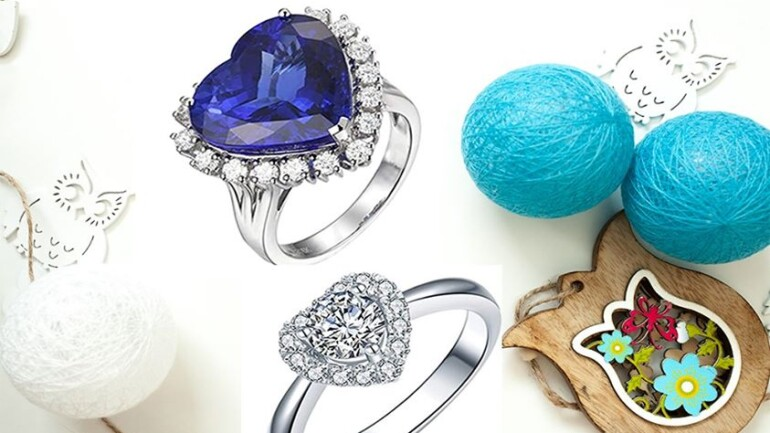 5 Gorgeous Heart Shaped Diamond Wedding Ring You Can Buy