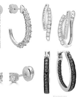 10 Best zales earrings