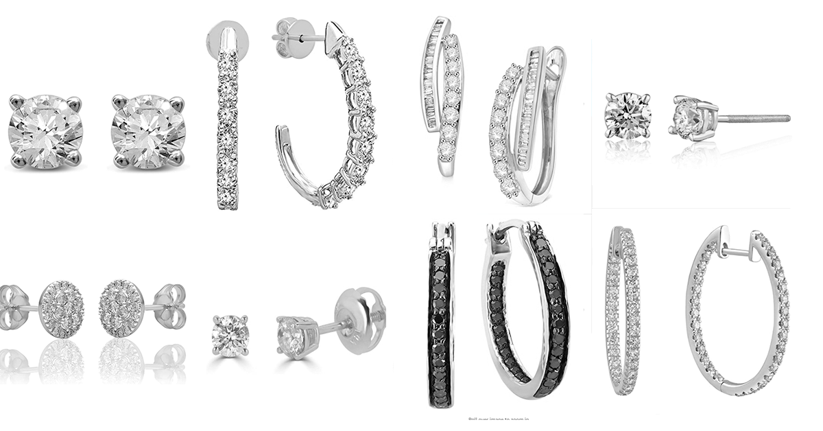 10 Best Zales Earrings that Every Stylish Girl Loves!