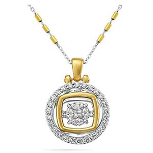 Olivia Paris Square necklace