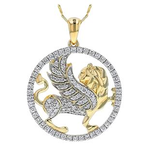 Olivia Paris pendant necklace