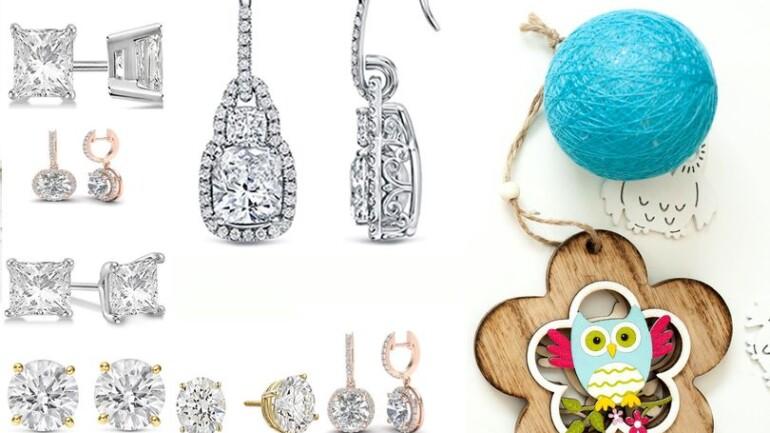 7 Elegant Big Diamond Earrings That Cost Insane -Big Diamond Collection