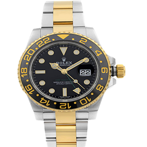 Rolex GMT-Master II Black Automatic