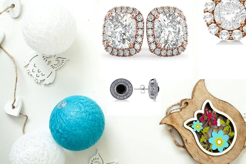 7 Most Exclusive Diamond Halo Stud Earrings You Can't Ignore!