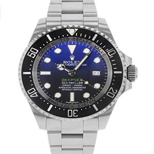 Rolex New Deep-Sea Deep Blue Sea-Dweller