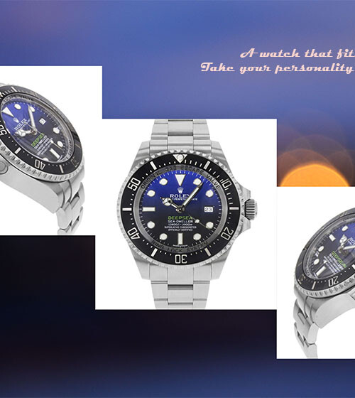 Rolex New Deep-Sea Deep Blue Sea-Dweller – A new Edition Of Luxury!