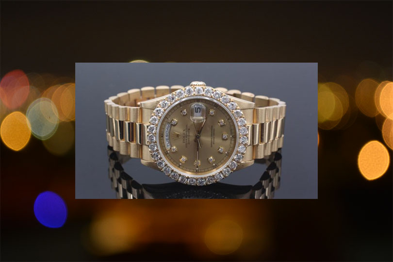What is the Rolex return policy?