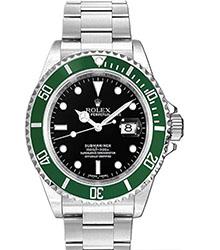 "Rolex Submariner Date""Kermit"" Black"