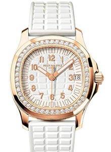 Patek Philippe Aquanaut Diamond Ladies Watch